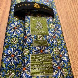 """Robert Talbott Stunning """"Seven Fold"""" Tie"""